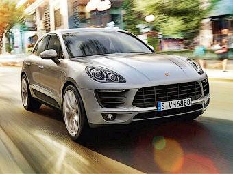 Porsche Macan получил «турбочетверку»