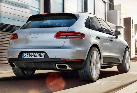 Представлен первый за последние 19 лет четырехцилиндровый Porsche