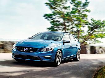 Компания Volvo придала гибриду V60 спортивности