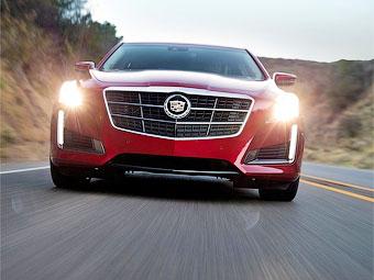 Cadillac заплатит 100 долларов за тест-драйв
