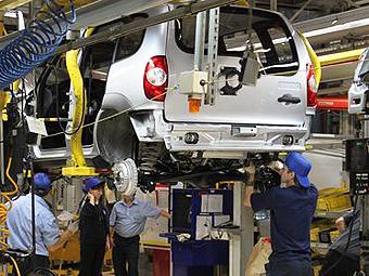 Производство Chevrolet Niva остановлено на неопределенный срок