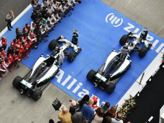 Названа причина преждевременного окончания Гран-при Китая