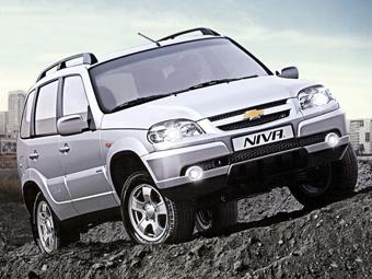 Сборку Chevrolet Niva остановили из-за роста цен на машинокомплекты