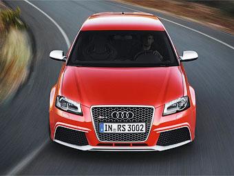 """Audi RS3 получит мотор концептуального 400-сильного """"Гольфа"""""""