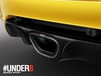 Renault подготовит быстрейший переднеприводник Нюрбургринга