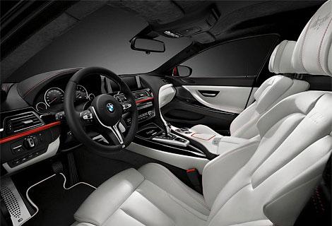 """""""Горячая"""" четырехдверка получила программу доработок BMW Individual. Фото 1"""