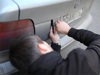 Госдума одобрила тюремный срок за кражу номеров