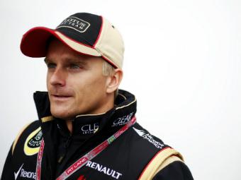 Ковалайнен станет тест-пилотом Mercedes AMG