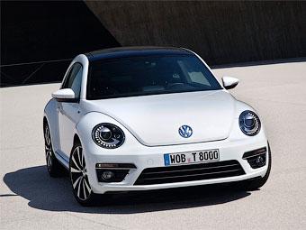 Volkswagen добавит в гамму Beetle компактвэн