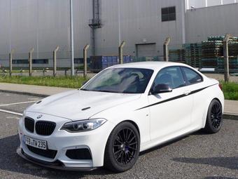 Немцы сделали BMW M235i в полтора раза мощнее
