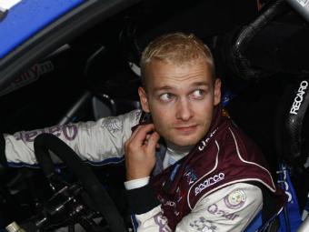 Новиков отказался от участия в Ралли Финляндии