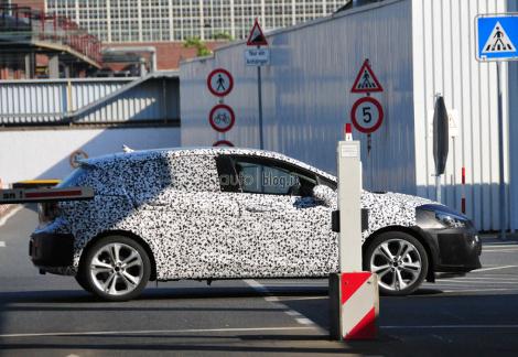 Opel Astra следующего поколения дебютирует в 2015 году. Фото 1