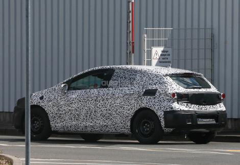 Opel Astra следующего поколения дебютирует в 2015 году. Фото 2