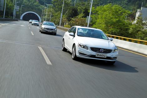 Компания Volvo изучит поведение водителей в Пекине и Шанхае