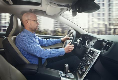 Компания Volvo изучит поведение водителей в Пекине и Шанхае. Фото 1
