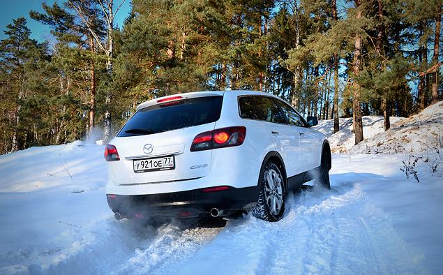 Длительный тест-драйв Mazda CX-9. Фото 1