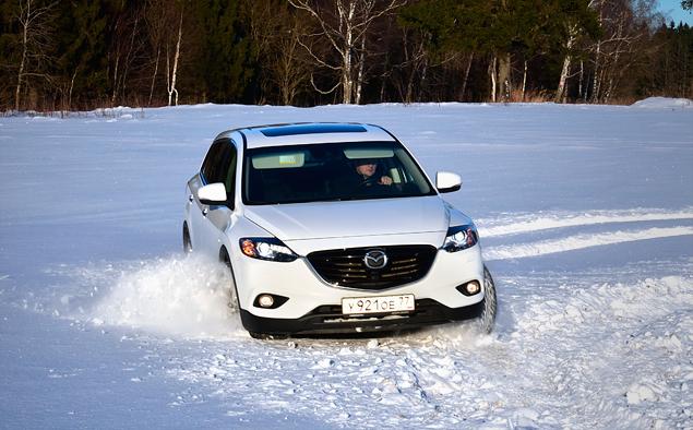 Длительный тест-драйв Mazda CX-9. Фото 2