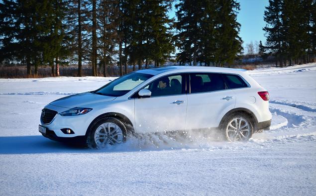 Длительный тест-драйв Mazda CX-9. Фото 3