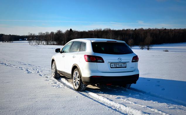 Длительный тест-драйв Mazda CX-9. Фото 4