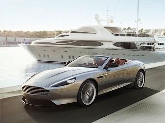 Aston Martin разработает новое шасси для будущих суперкаров