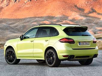 Porsche превратит Cayenne в конкурента BMW X6
