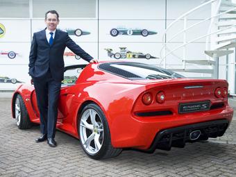 Новым главой Lotus стал бывший топ-менеджер группы PSA