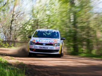 Алексей Игнатов во второй раз подряд стал победителем этапа VW Polo Cup