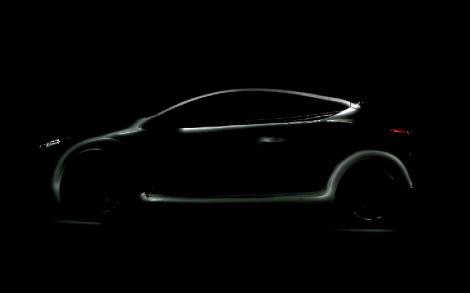 Французы показали видеотизер новой модификации Megane RS