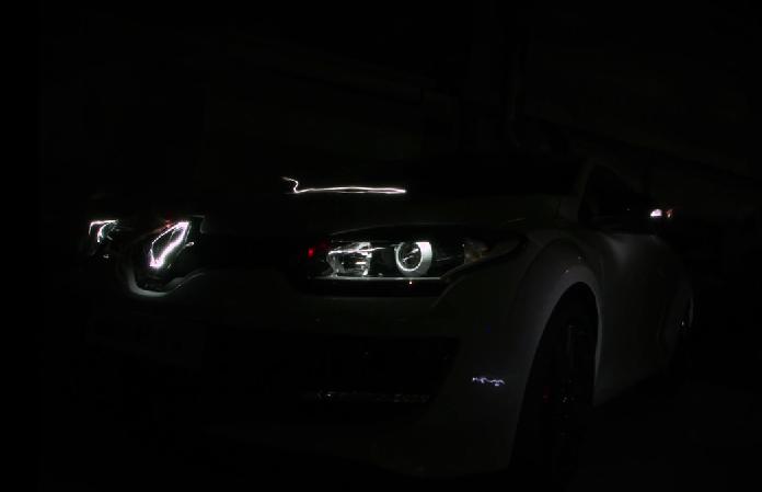 Французы показали видеотизер новой модификации Megane RS. Фото 1