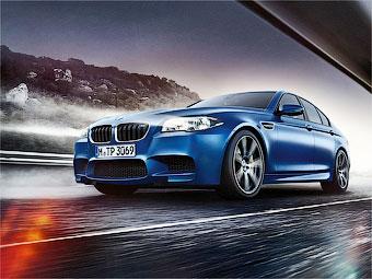 BMW построит 600-сильный седан M5
