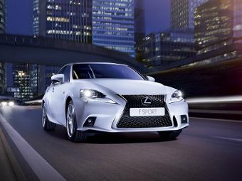 Lexus отказался доверить сборку автомобилей китайцам