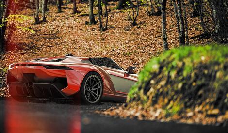 Фирма Rezvani Motors официально представила спорткар Beast. Фото 1