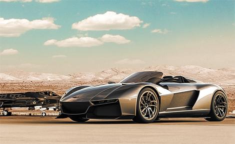 Фирма Rezvani Motors официально представила спорткар Beast. Фото 3