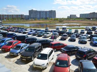 Названы российские регионы с самыми высокими продажами машин
