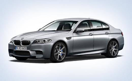 Появились изображения самой мощной BMW в истории