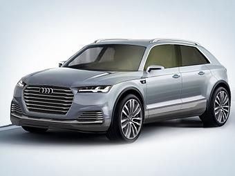 В Audi одобрили запуск в серию флагманского внедорожника
