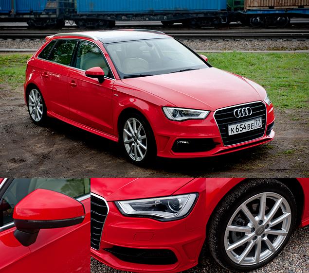 Длительный тест Audi A3: часть первая
