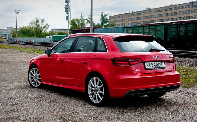 Длительный тест Audi A3: часть первая. Фото 1
