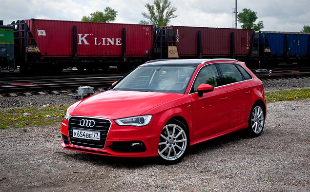 Длительный тест Audi A3: часть первая. Фото 4