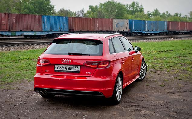 Длительный тест Audi A3: часть первая. Фото 6
