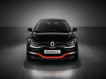 Стало известно название хот-хэтча Renault для Нюрбургринга