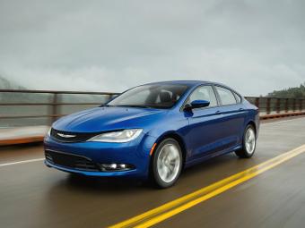 Chrysler удвоит модельный ряд и станет «массовым брендом»