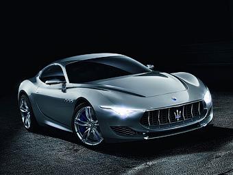 Компания Maserati дала «зеленый свет» спорткару Alfieri