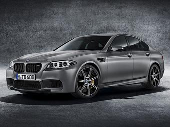 """Самая мощная BMW в истории наберет """"сотню"""" за 3,9 секунды"""