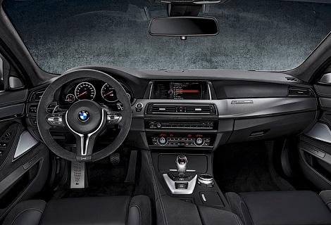 Компания BMW официально представила 600-сильный седан M5. Фото 1