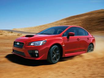 Названа рублевая стоимость Subaru WRX нового поколения