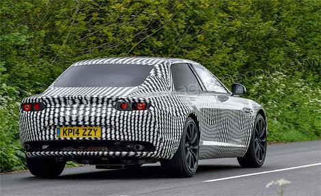 Британцы выпустят модель размером с Mercedes-Benz S-Class