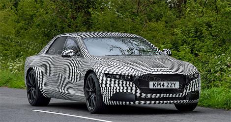 Британцы выпустят модель размером с Mercedes-Benz S-Class. Фото 1