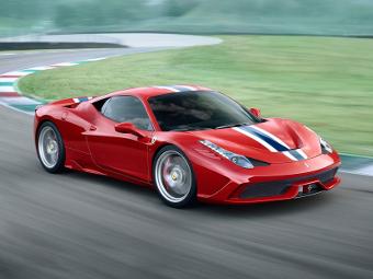 Марку Ferrari оценили в 15 миллиардов долларов