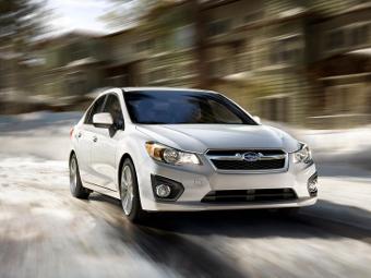 Компания Subaru разработает модульное шасси